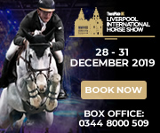 Liverpool International Horse Show 2019 (West Wales Horse)